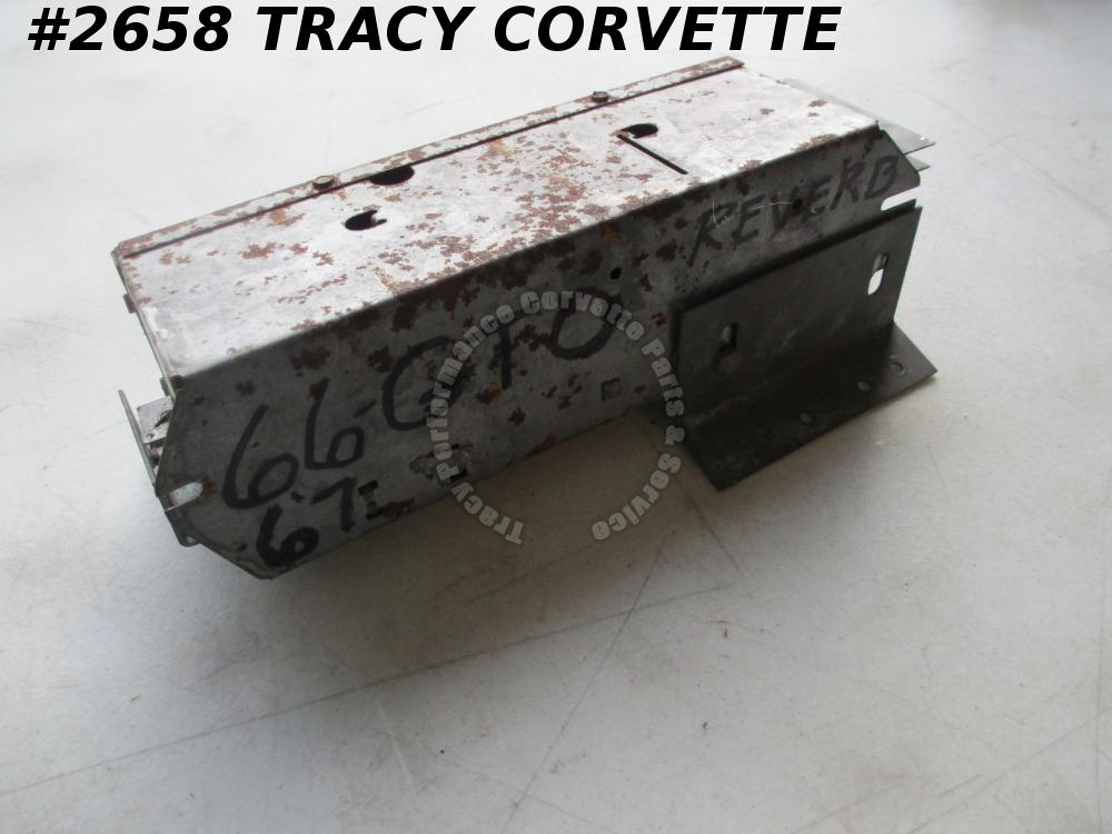 1963-67 Pontiac/GTO Used Factory Delco Radio Reverb Unit Model 7301792 64 65 66
