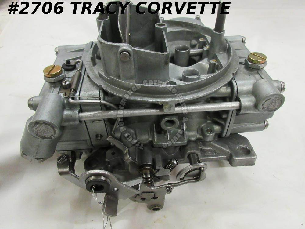 1966 Chevy/Corvette Rebuilt 3884505-DA List 3367 Holley Carburetor Dated 1335
