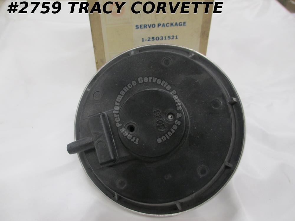 1982-1983 Camaro NOS 25031521 Speed and Cruise Control Servo
