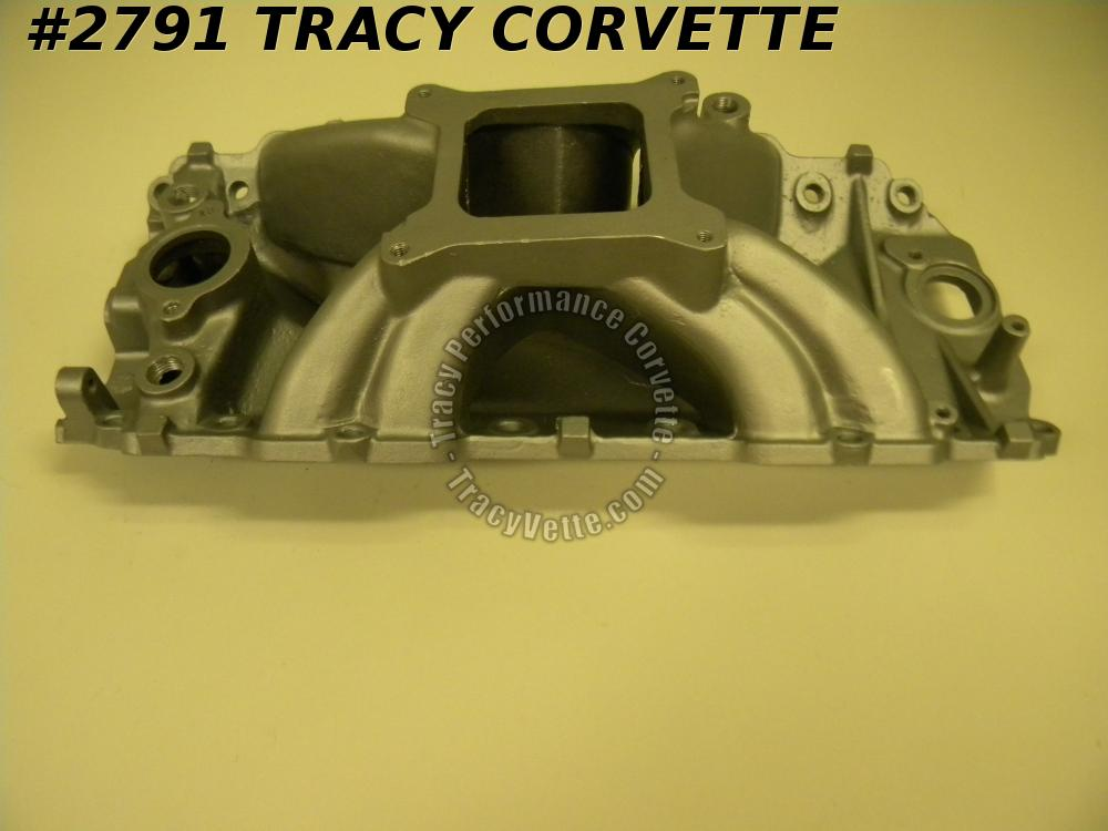 1965-80 Chevy BBC Holley Strip Dominator Intake Manifold 300-5 LargePort/Air Gap