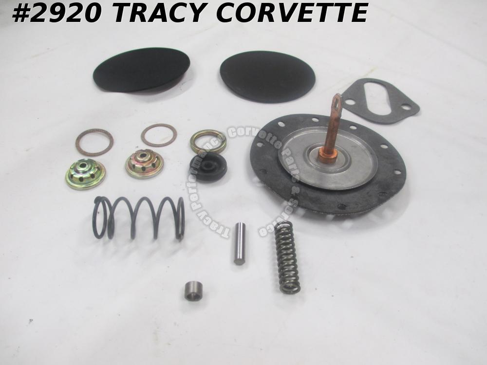 1955-1966 Corvette AC Fuel Pump Internal Rebuild Kit for Many AC Pumps 4150 4262