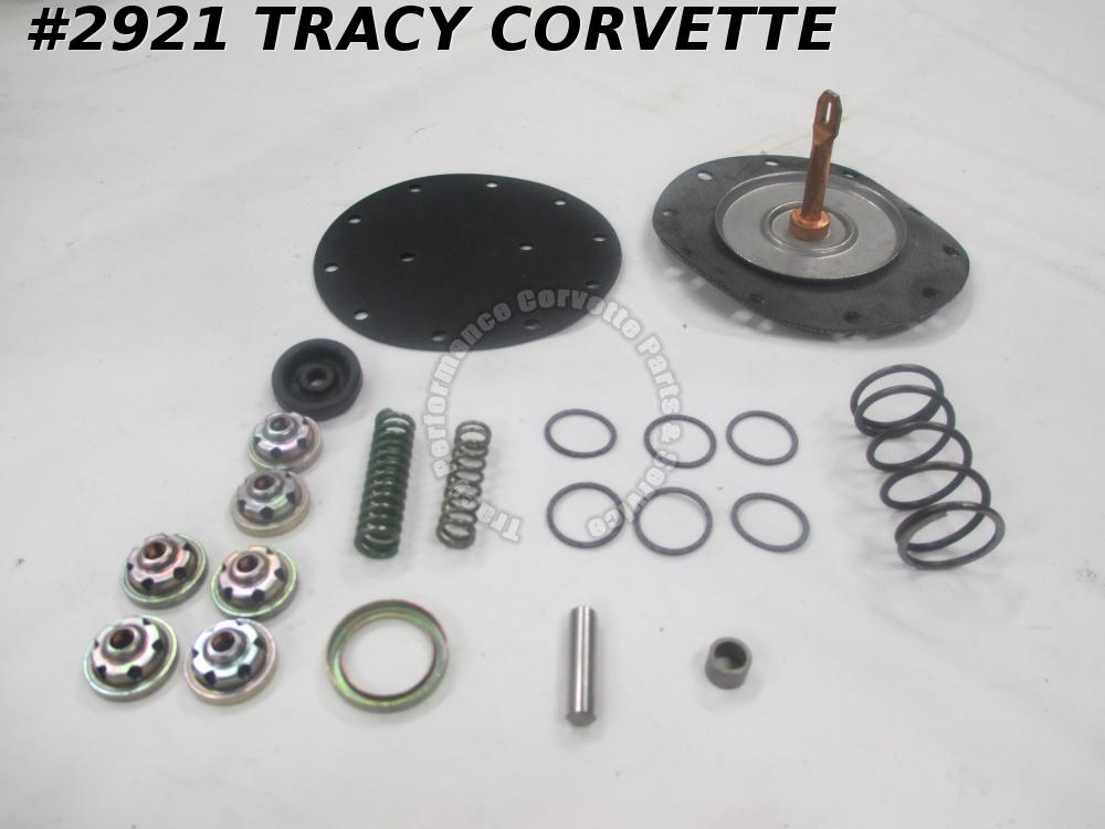 1956-57 Corvette AC Fuel Pump Internal Rebuild Kit Pump for 4326 4346 4673 Pumps