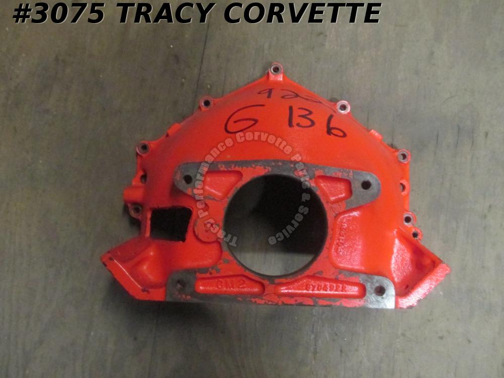 1954-1956 Chevy/Corvette Original 3704922 CI Bellhousing Bell Housing Many Dates