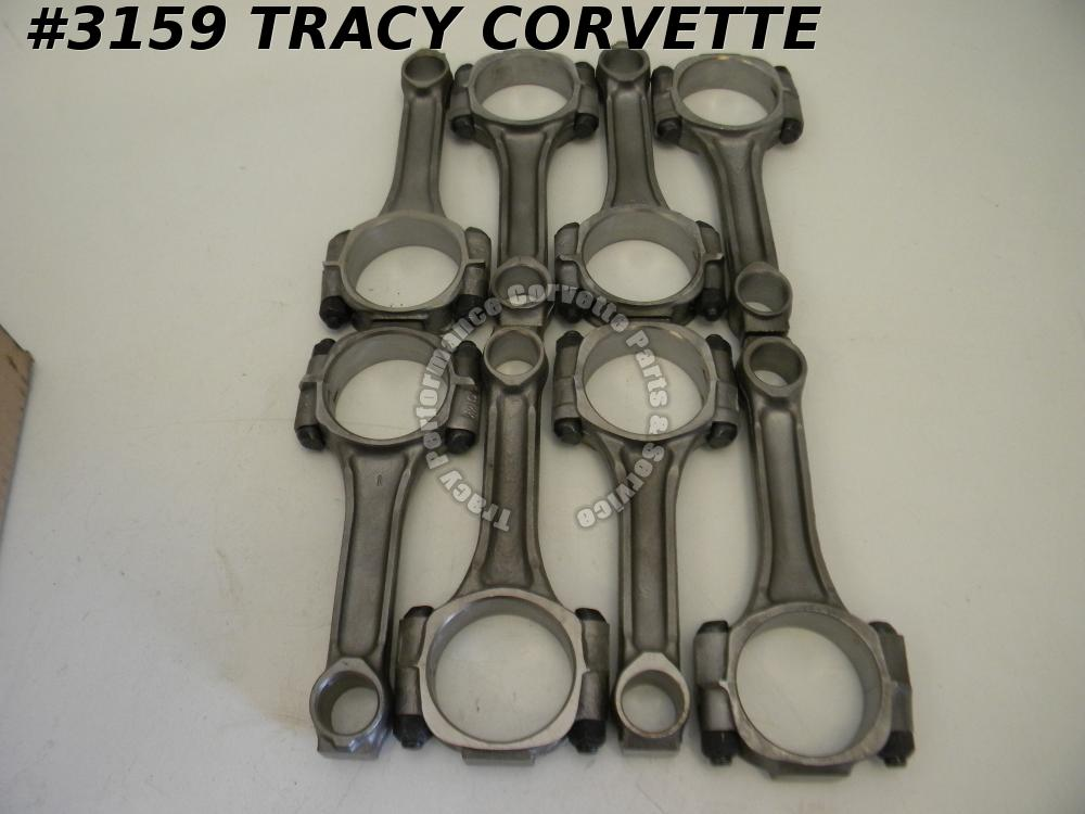 "1968-1982 Chevy Reconditioned 3/8"" Pink BJSBC High Performance Connecting Rods/8"