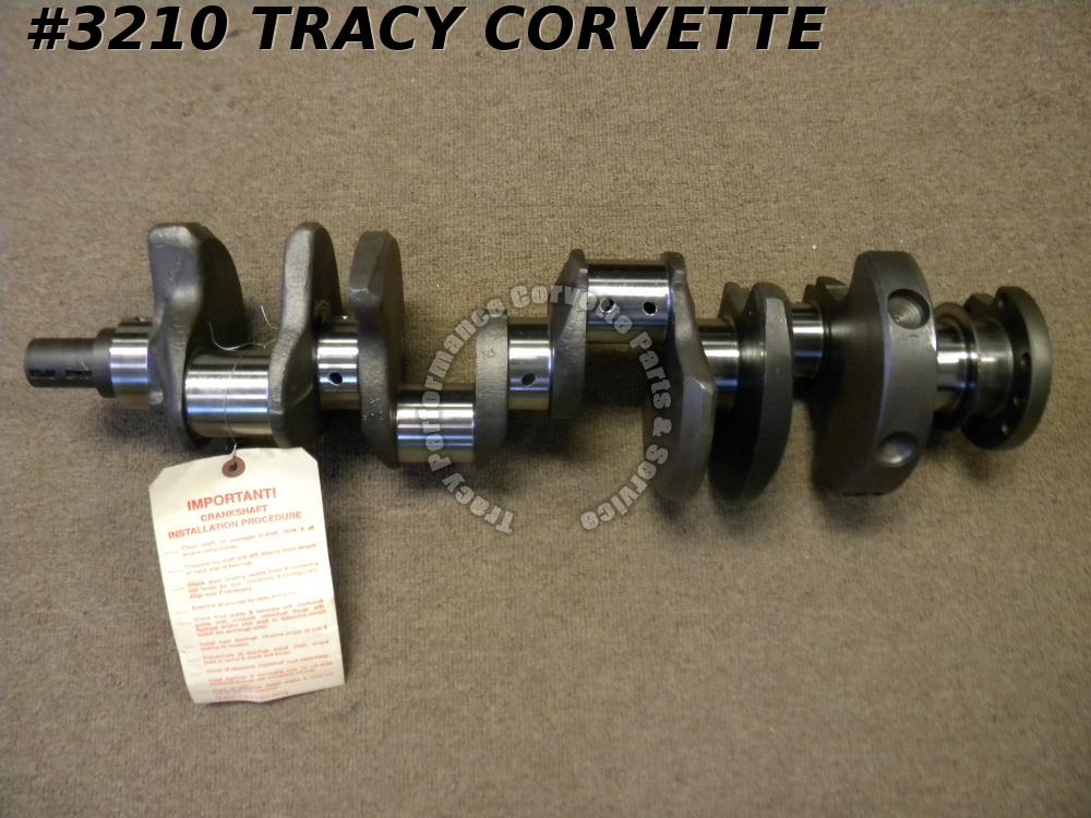 1962-67 Chevy 327 3884577 Forged Small Journal Crankshaft Fresh Grind 030R/010M