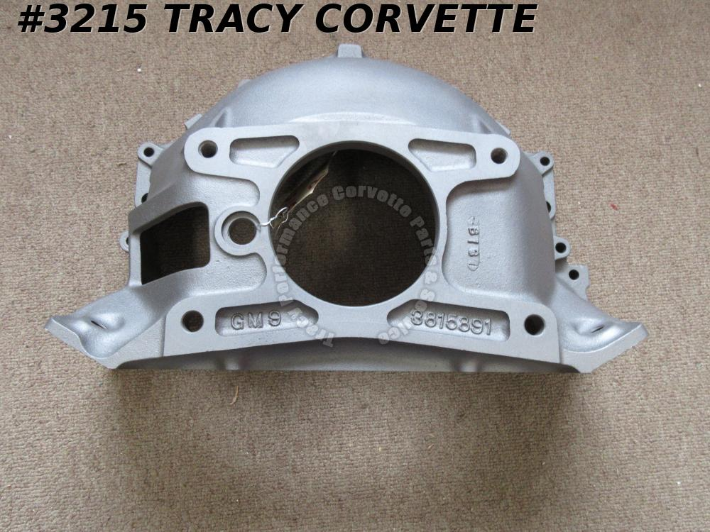 1962-1967 Chevy Truck 3815891 Cast Iron Man Transmission Bellhousing Date Choice