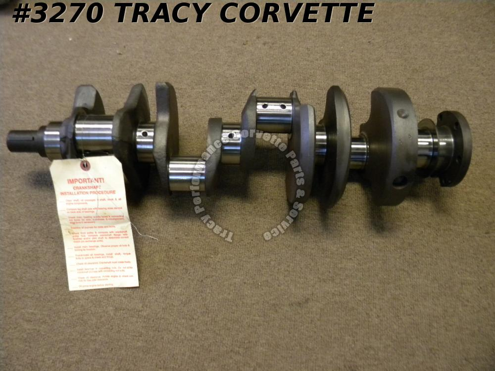 1970-1980 BB Chevy Reground 454 3967416 7416 Forged Crank .020R/.020M BBC 7.4 L