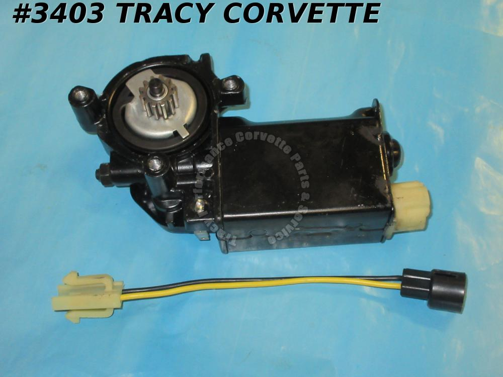 1956-1982 Corvette Power Window Motor GM# 4905389, NOTE: Fits LH 68-82, RH 56-67