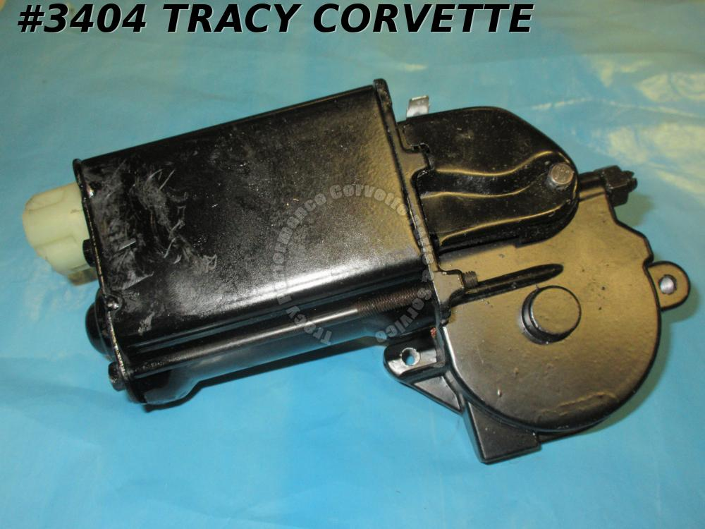 1956-1982 Corvette Power Window Motor GM# 4905388 ***Fits RH 68-82 LH 56-67***