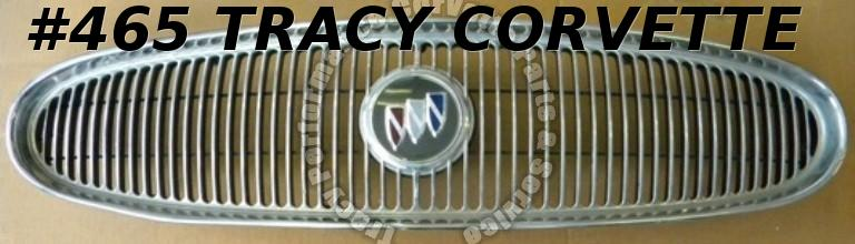 2000 2001 2002 2003 Buick Le Sabre Used 25649506 Grill