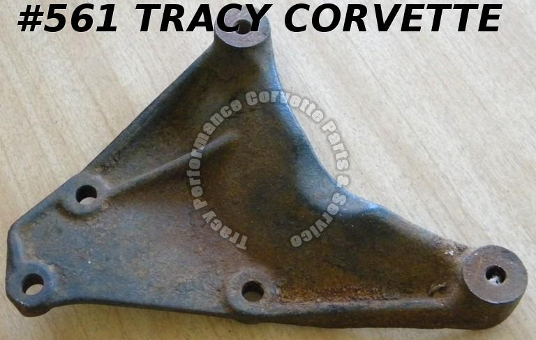 1969-1975 Chevy Passenger Car Camaro Used 3932432 A/C Compressor Bracket