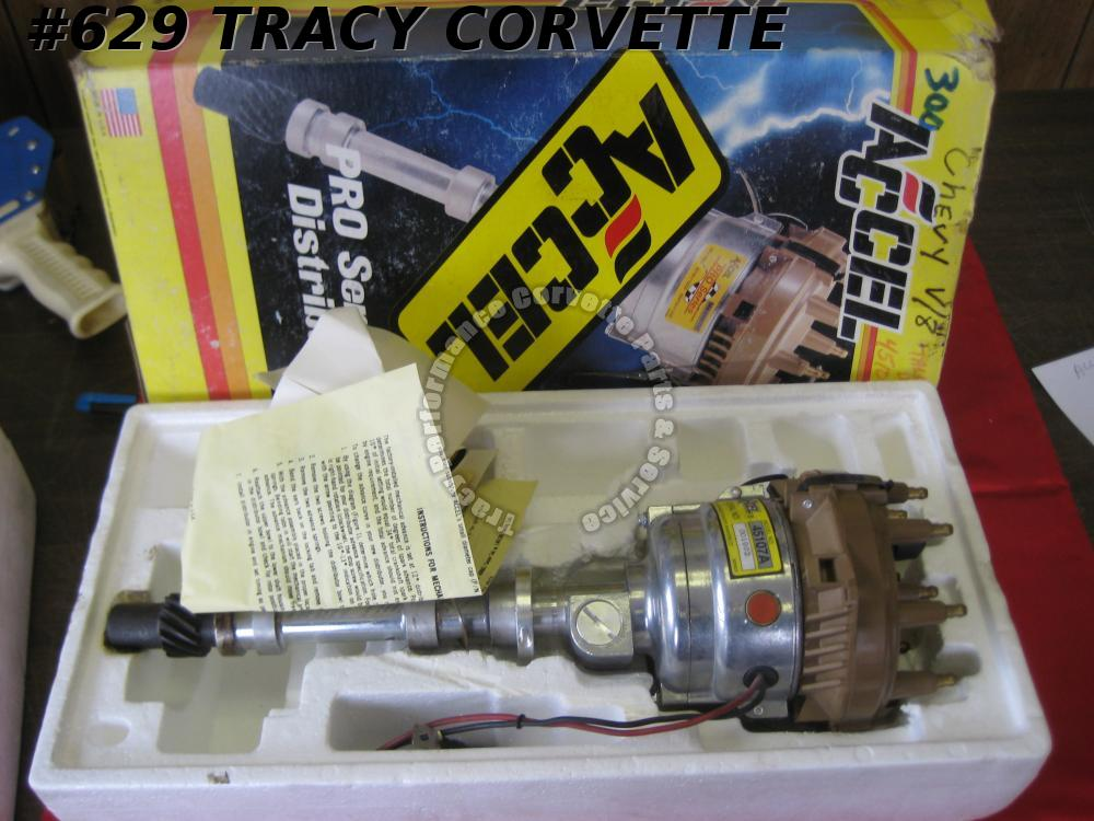 1957-1974 Chevy V-8 Slightly Used Accel Pro Series 45107A Chevrolet Distributor