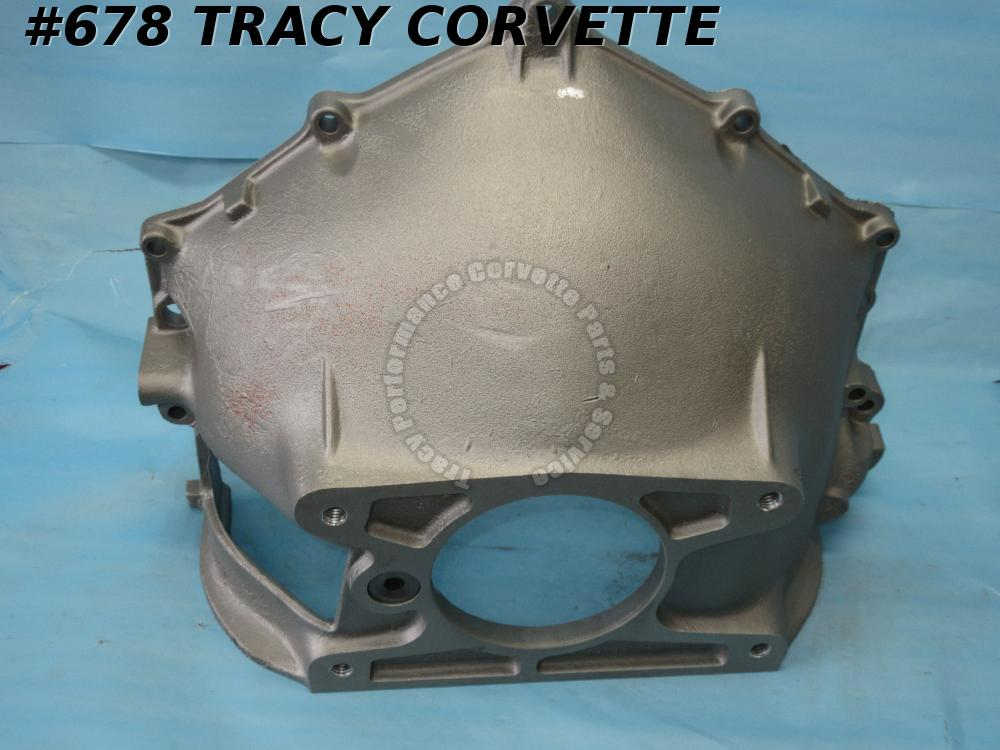 1960-1962 Corvette and 1961-1963 Chevy 409 GM# 3779553 Aluminum Bell housing