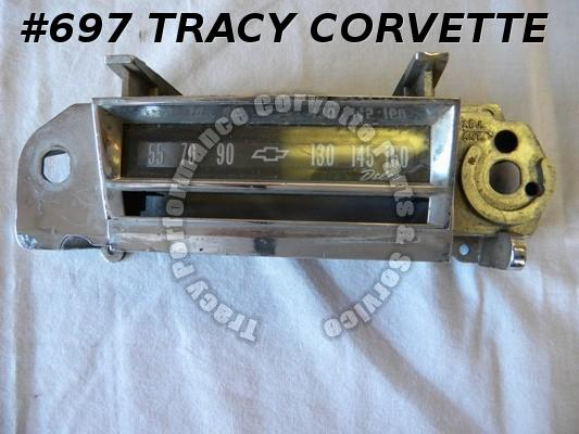 1961-69 Chevrolet Corvair AM Radio Parts Model 988468 61 62 63 64 65 66 67 68 69