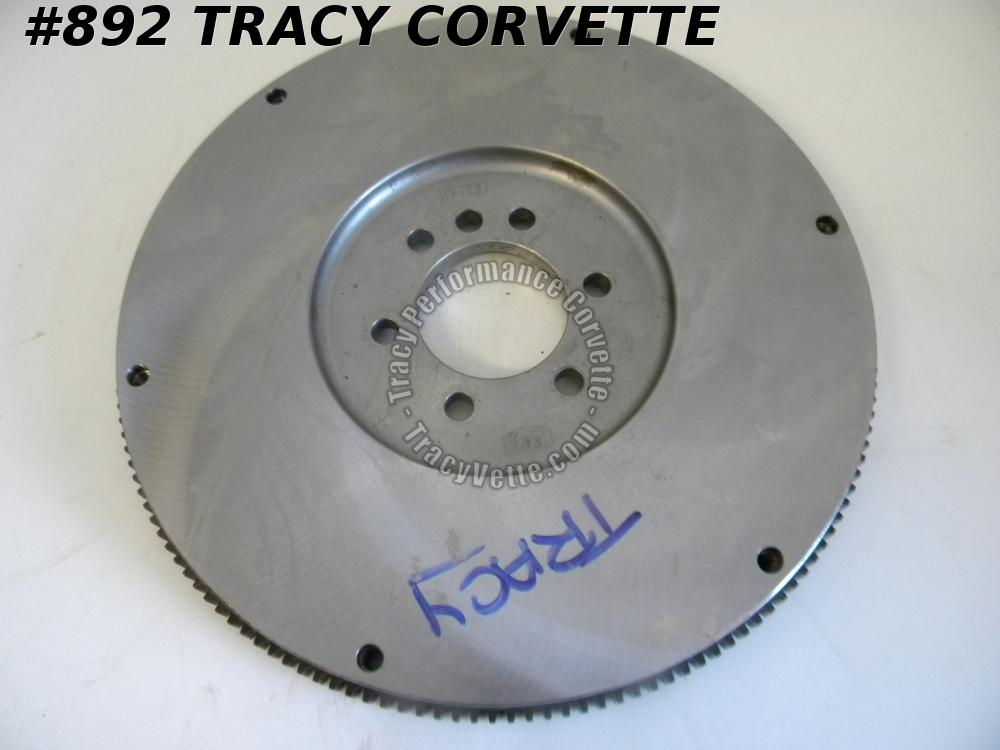"1970-85 454 Chevy Resurfaced Hays 12.75""OD Flywheel 153T 10.5"" Clutch UNBALANCED"